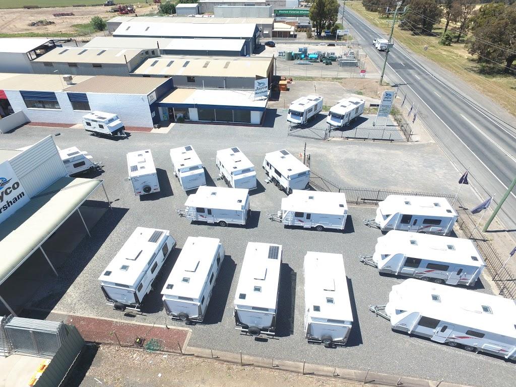 Jayco Horsham   car dealer   107 Stawell Rd, Horsham VIC 3400, Australia   0353824100 OR +61 3 5382 4100