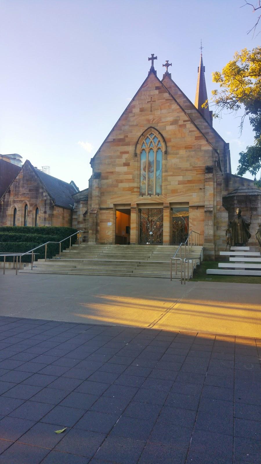 St Patrick's Cathedral - Church | 1 Marist Pl, Parramatta