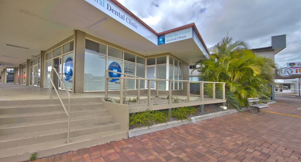 Wide Bay Central Dental | dentist | Melory Place, Shop/20/53 Torquay Rd, Pialba QLD 4655, Australia | 0745731185 OR +61 7 4573 1185