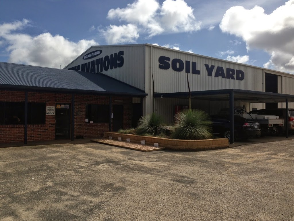 Grampians Excavation & Soil Yard | general contractor | 41 Horsham Rd, Stawell VIC 3380, Australia | 0353584029 OR +61 3 5358 4029