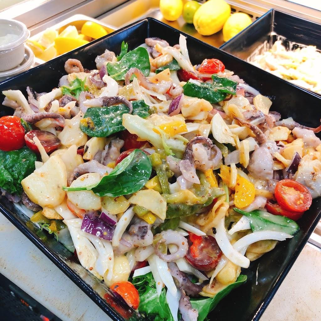 Fresco seafood | meal takeaway | 241 Flemington Rd, Franklin ACT 2913, Australia | 0261798164 OR +61 2 6179 8164
