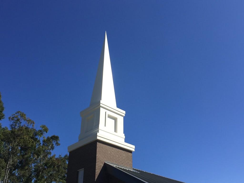 The Church of Jesus Christ of Latter-day Saints   church   41-49 Stark Ln, Woombye QLD 4556, Australia   1300537248 OR +61 1300 537 248