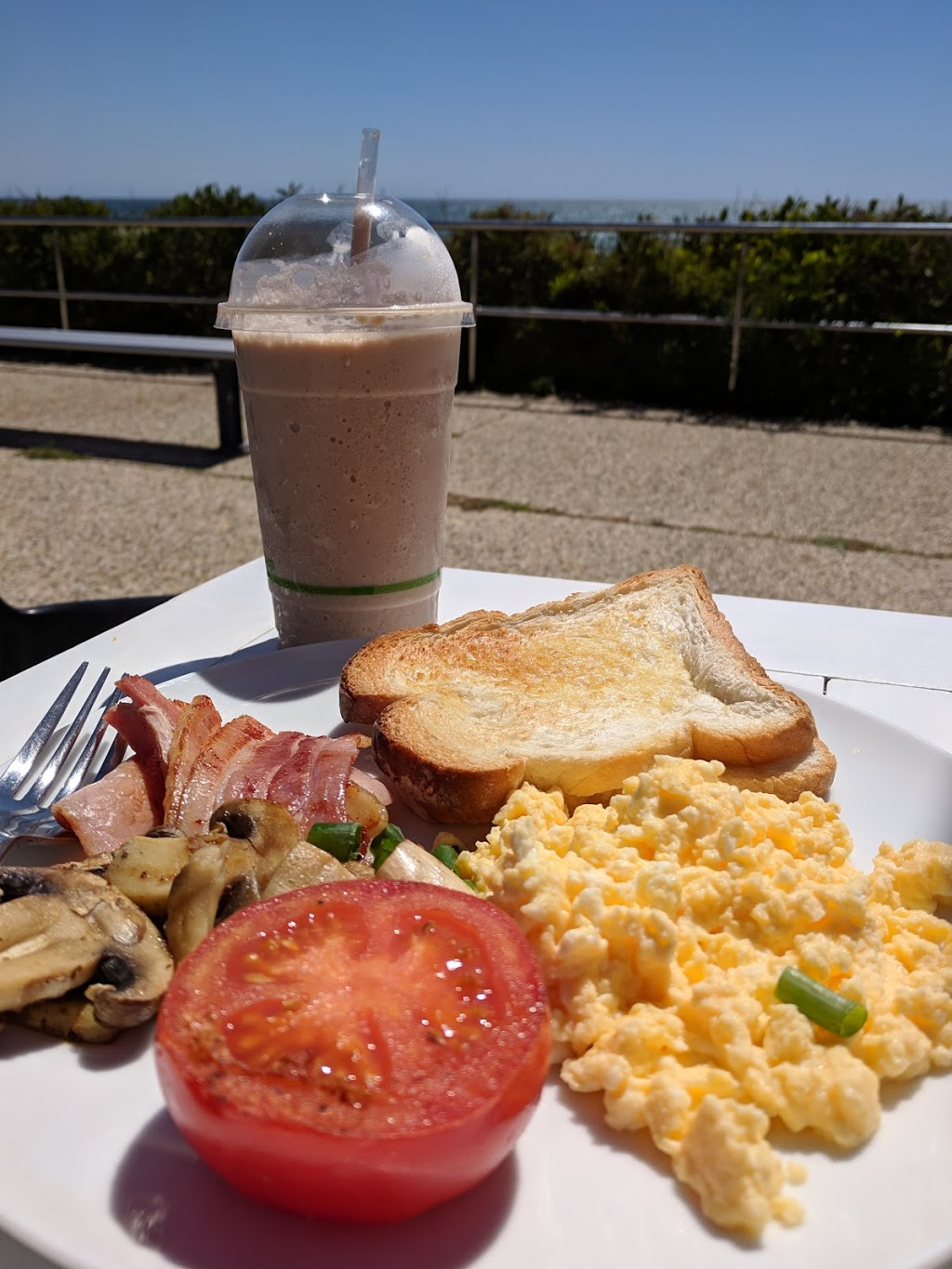 Beach Break Cafe | cafe | 128 The Parade, North Haven NSW 2443, Australia | 0411314200 OR +61 411 314 200