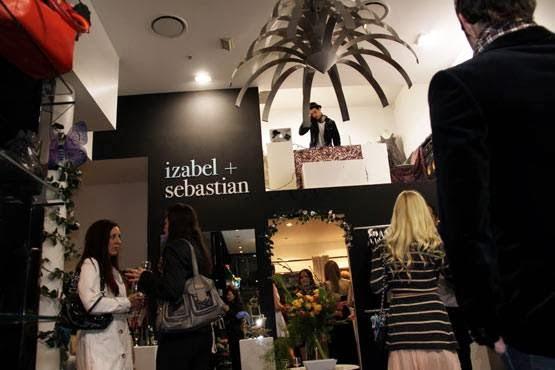 Izabel + Sebastian | shoe store | 5/167 Grey St, South Brisbane QLD 4101, Australia | 0732550558 OR +61 7 3255 0558