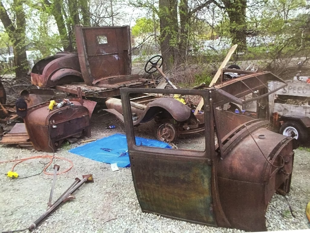Old Tin Hot Rods   car repair   12 Daveyduke Dr, Wendouree VIC 3355, Australia   0353393673 OR +61 3 5339 3673