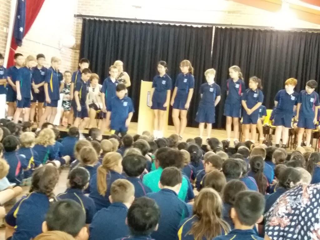 Hornsby North Public School   school   52 Ida St, Hornsby NSW 2077, Australia   0299874605 OR +61 2 9987 4605