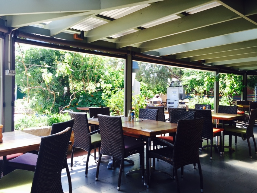 City Farm Café | cafe | 1 City Farm Pl, Perth WA 6004, Australia | 0892217300 OR +61 8 9221 7300