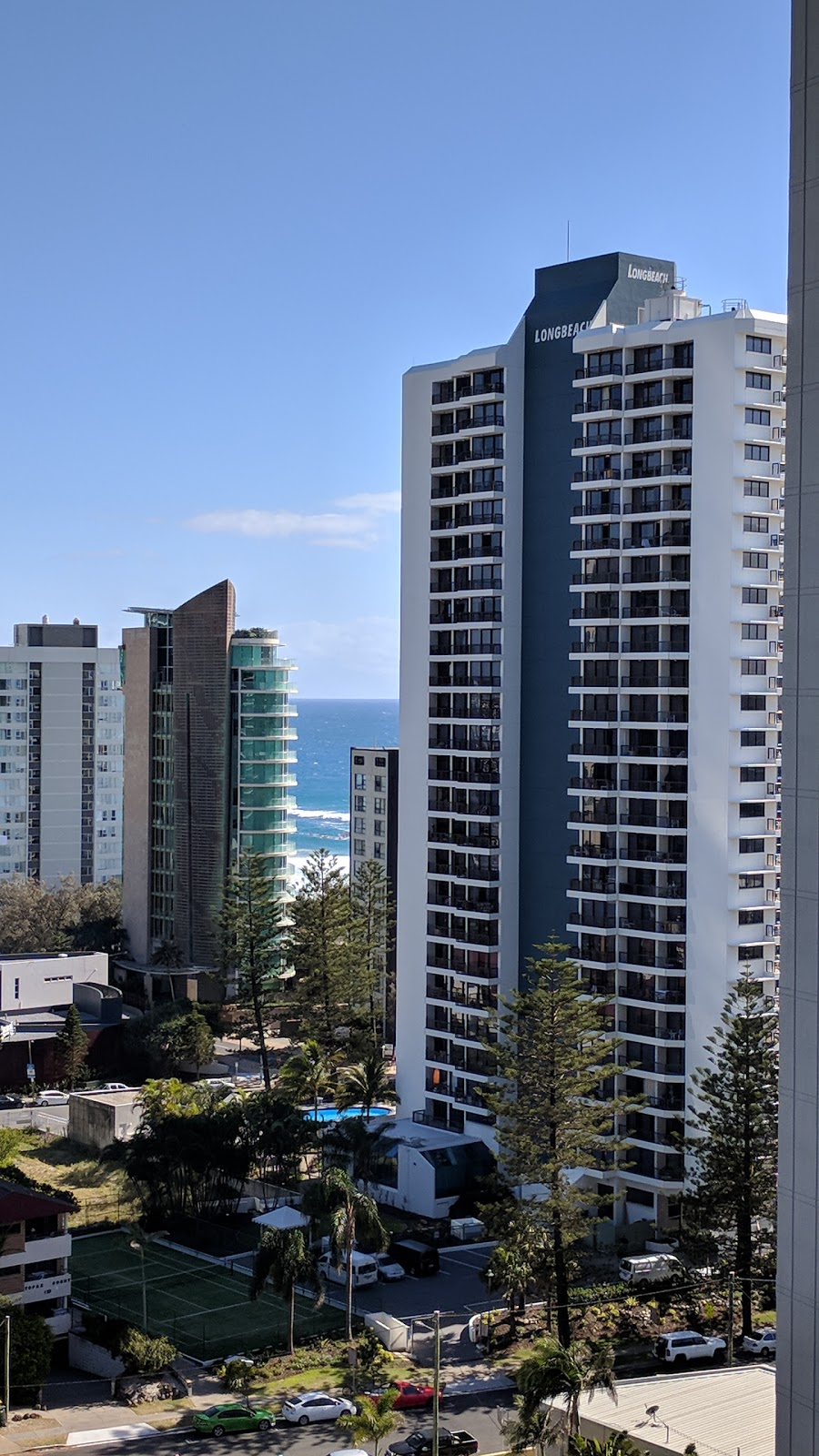 Longbeach Apartments | lodging | 28 Northcliffe Terrace, Surfers Paradise QLD 4217, Australia | 0755702366 OR +61 7 5570 2366
