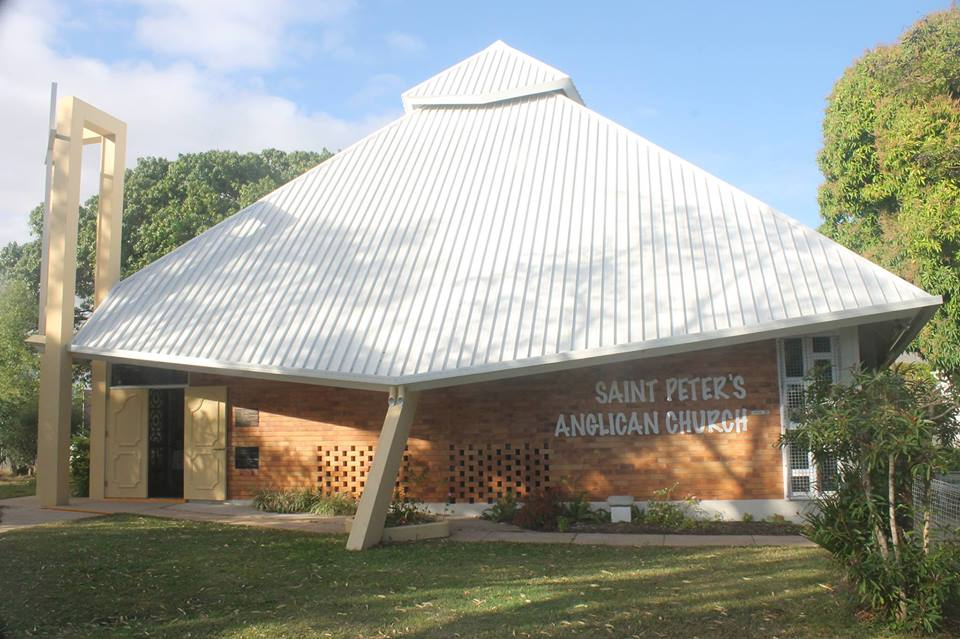 Saint Peters Anglican Church | church | 90 Leigh St, West End QLD 4810, Australia | 0747713550 OR +61 7 4771 3550