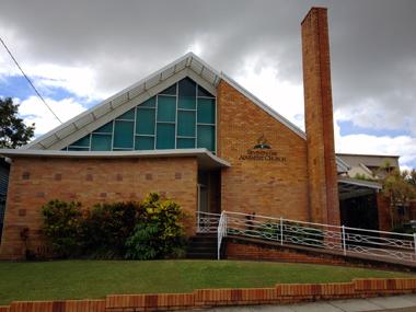 South Brisbane Seventh-day Adventist Church | church | 34 OKeefe St, Woolloongabba QLD 4102, Australia