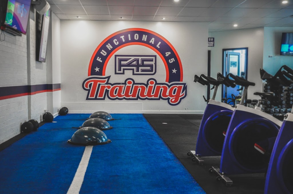 F training st kilda east gym level inkerman st st
