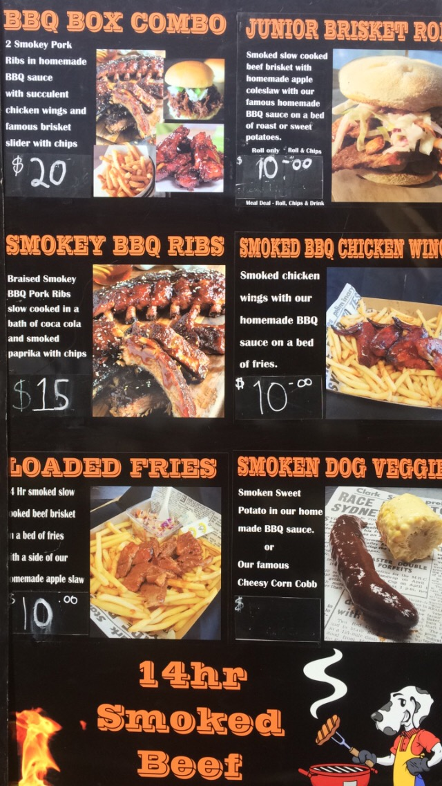 Smoken dog bbq | restaurant | Paulger Flat Rd, Yandina QLD 4561, Australia | 0400054099 OR +61 400 054 099