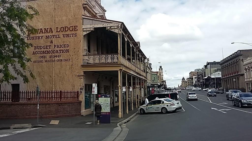 Tawana Lodge | lodging | 60 Lydiard St N, Ballarat Central VIC 3350, Australia