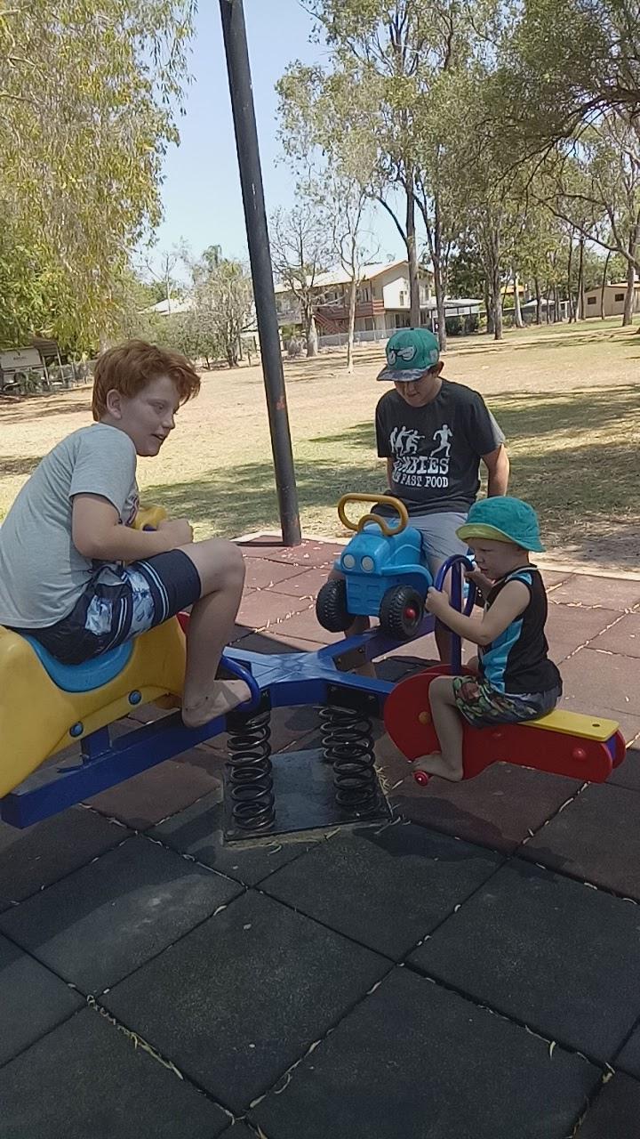 Centenary Park | park | 23 Centenary Dr, Emerald QLD 4720, Australia