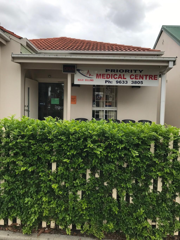 Priority Medical Centre | health | 73 Marion St, Harris Park NSW 2150, Australia | 0296333805 OR +61 2 9633 3805