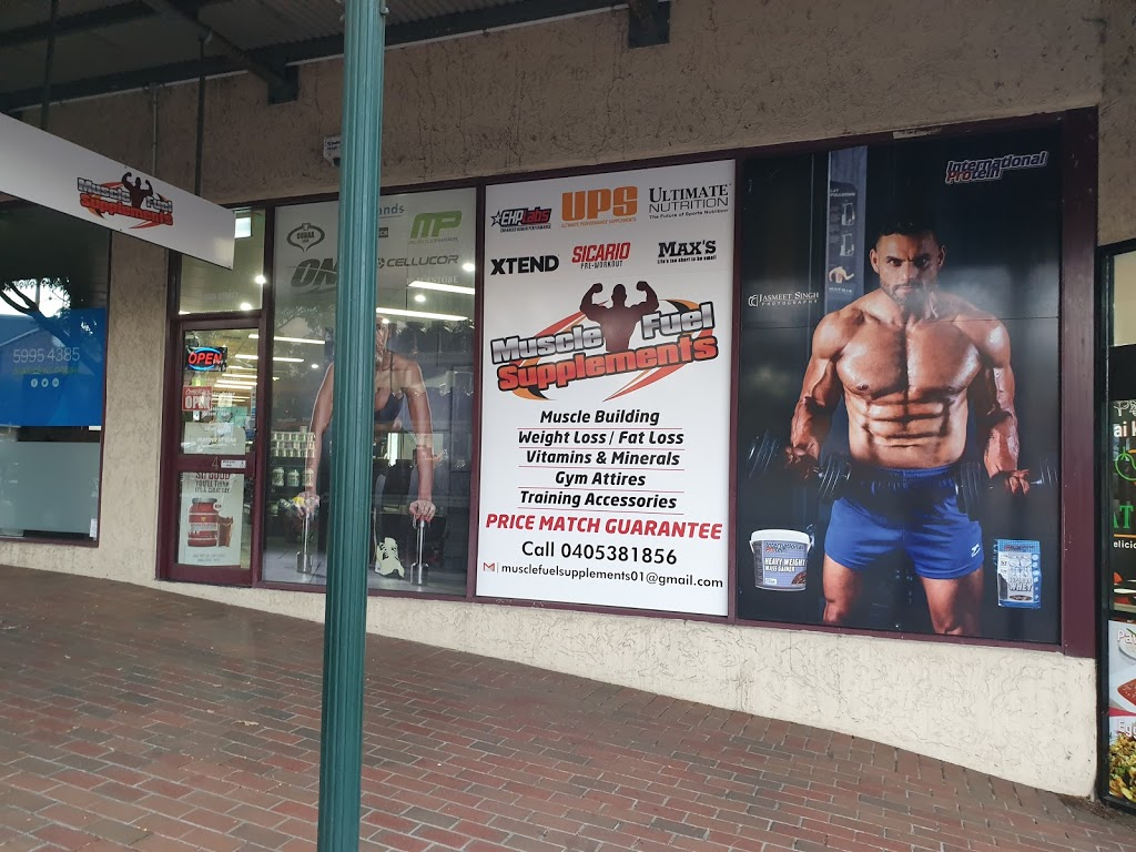 Muscle Fuel Supplements | health | Shop 4, 1-21 Corner of Sladen and, High St, Cranbourne VIC 3977, Australia | 0405381856 OR +61 405 381 856