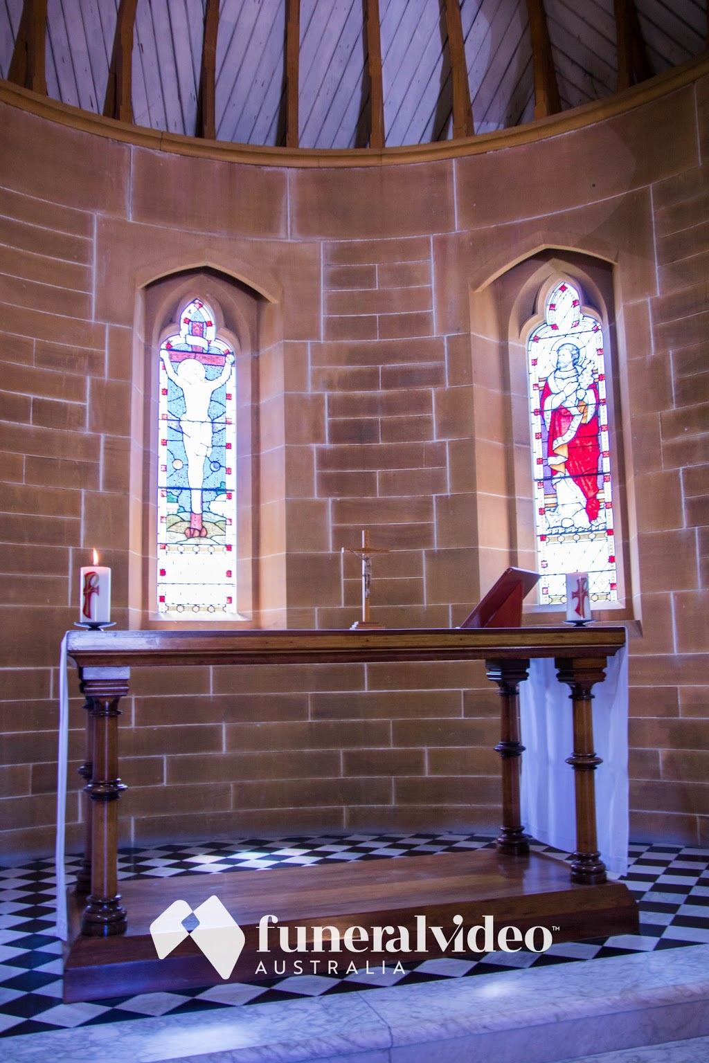 The Chapel of St Michael the Archangel | church | Necropolis Dr, Rookwood NSW 2141, Australia
