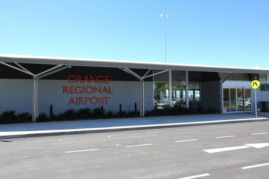 Orange Regional Airport | airport | 136 Aerodrome Road, Orange NSW 2800, Australia | 0263655263 OR +61 2 6365 5263