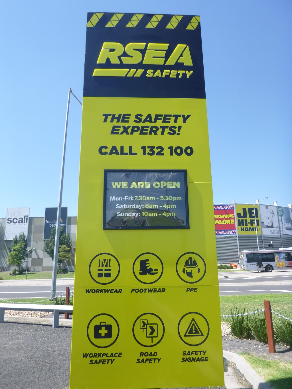 26a6a614ecb RSEA Safety - Clothing store | 91 Bulla Rd, Essendon Fields VIC 3041 ...