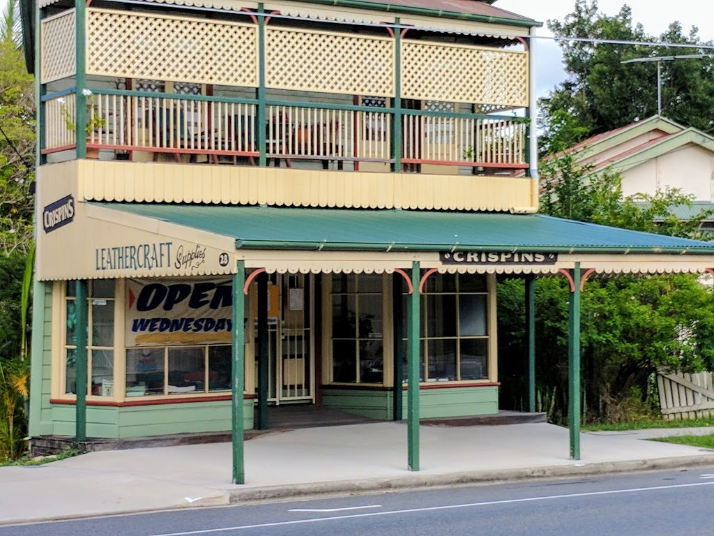 Crispin Leather   store   28 Kedron Park Rd, Wooloowin QLD 4030, Australia   0738571287 OR +61 7 3857 1287