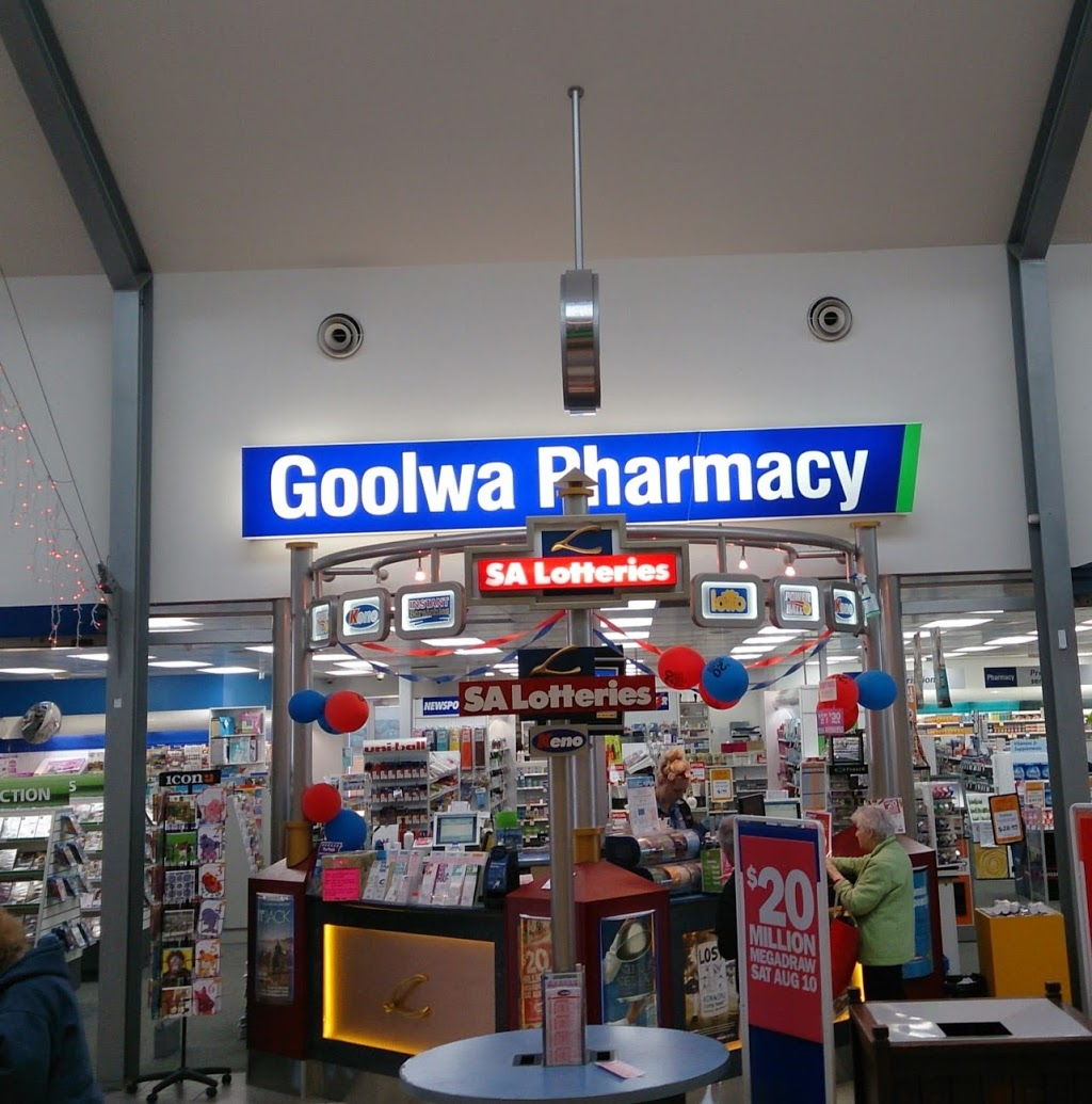 Goolwa Pharmacy | pharmacy | Goolwa Village Shopping Centre, 9-11 Hutchinson St &, Beach Rd, Goolwa SA 5214, Australia | 0885555900 OR +61 8 8555 5900