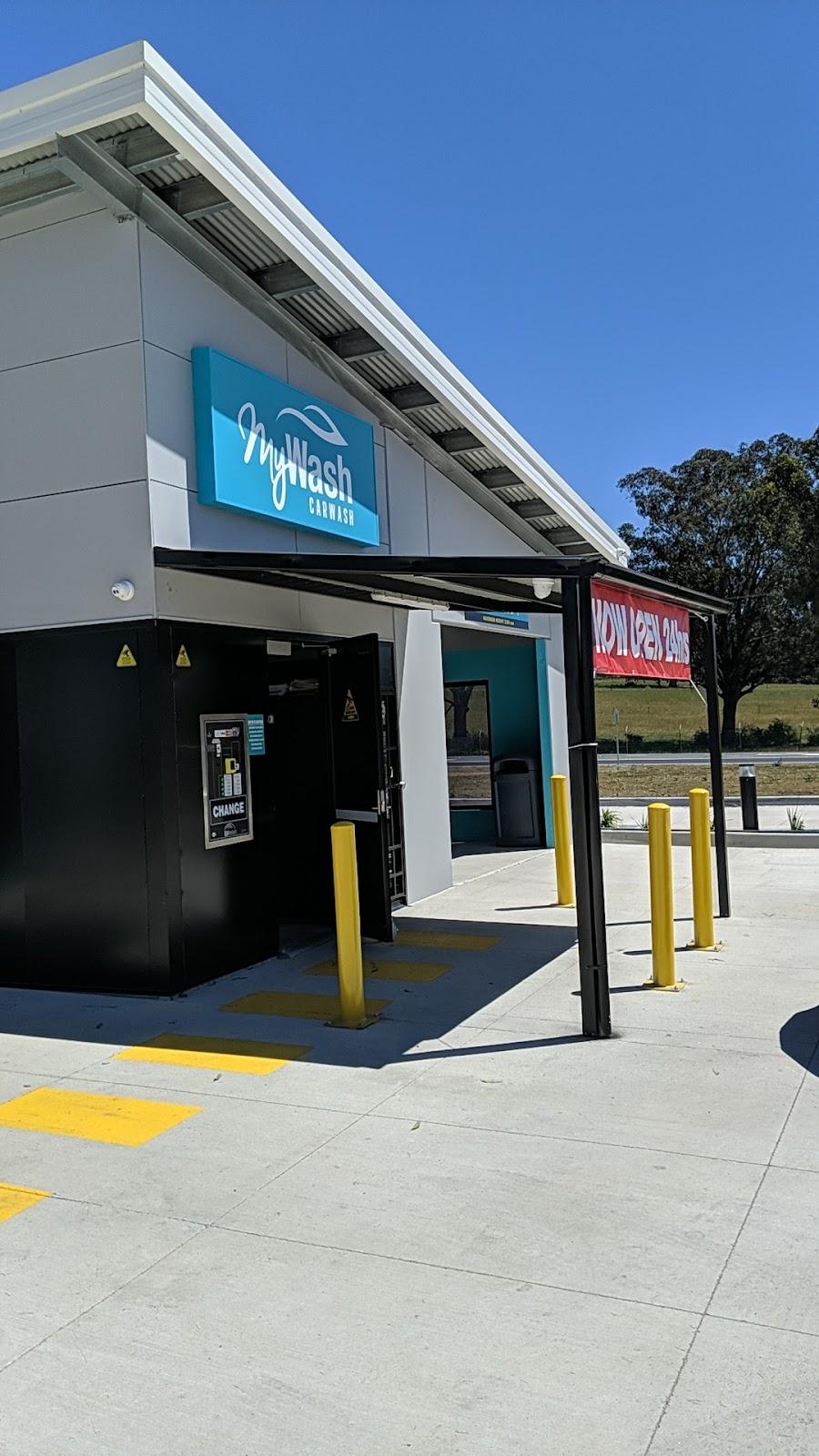 Mywash Carwash | car wash | 194 Campbelltown Rd, Denham Court NSW 2565, Australia | 0413756000 OR +61 413 756 000
