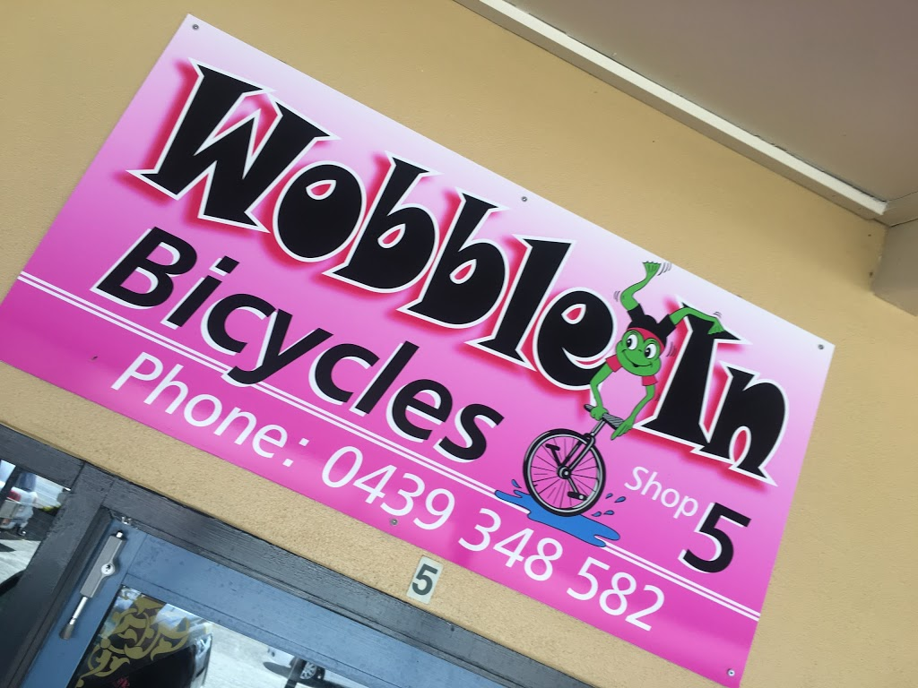 Wobble-In Bicycles   bicycle store   Shop 5/180 Edith St, Innisfail QLD 4860, Australia   0439348582 OR +61 439 348 582