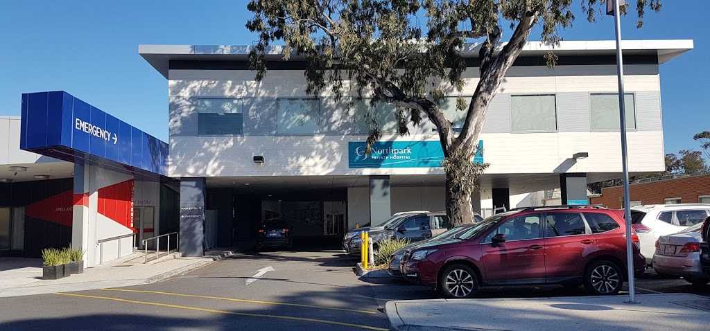 Northpark Private Hospital | hospital | Greenhills Rd, Bundoora VIC 3083, Australia | 0394680100 OR +61 3 9468 0100