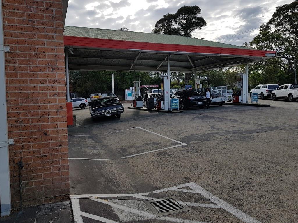 Caltex Winmalee | gas station | 281 Hawkesbury Rd, Winmalee NSW 2777, Australia | 0247541255 OR +61 2 4754 1255