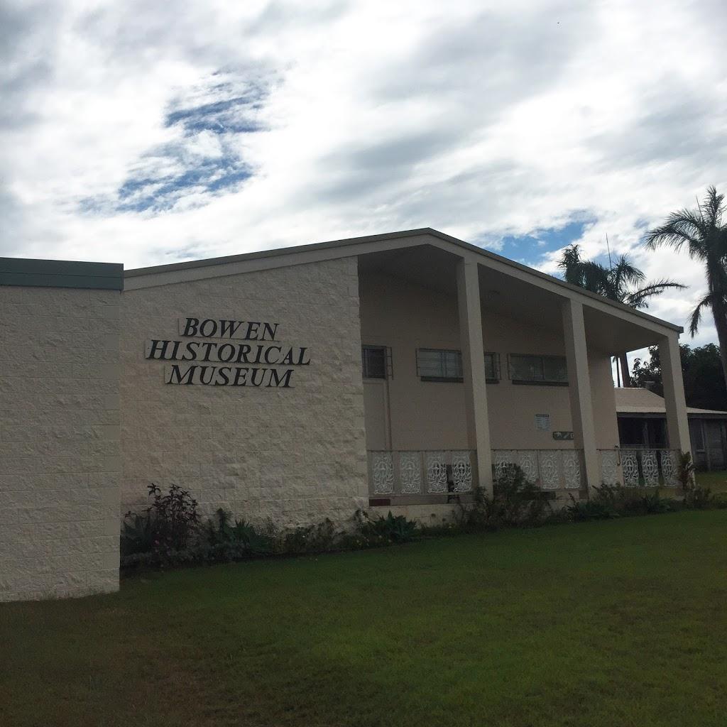 Bowen Historical Society & Museum | museum | 22 Gordon St, Bowen QLD 4805, Australia | 0747862035 OR +61 7 4786 2035