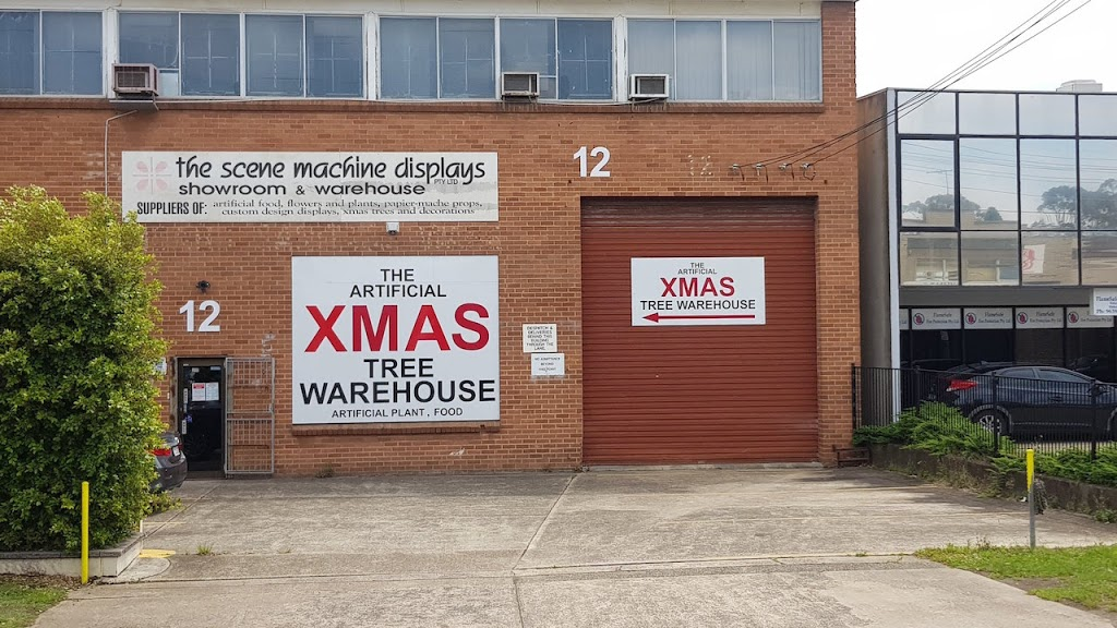 Artificial Xmas Tree Warehouse | store | 12 Mary Parade, Rydalmere NSW 2116, Australia | 0296846600 OR +61 2 9684 6600