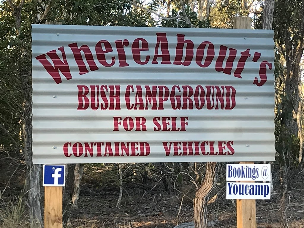 Whereabouts Campground, Buxton, Qld | campground | Buxton Rd, Buxton QLD 4660, Australia