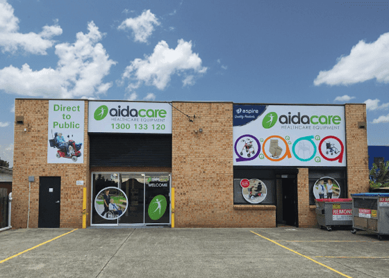 Mobility HQ - Healthcare Aids & Equipment | store | 140 Church St, Wollongong NSW 2500, Australia | 1300017592 OR +61 1300 017 592