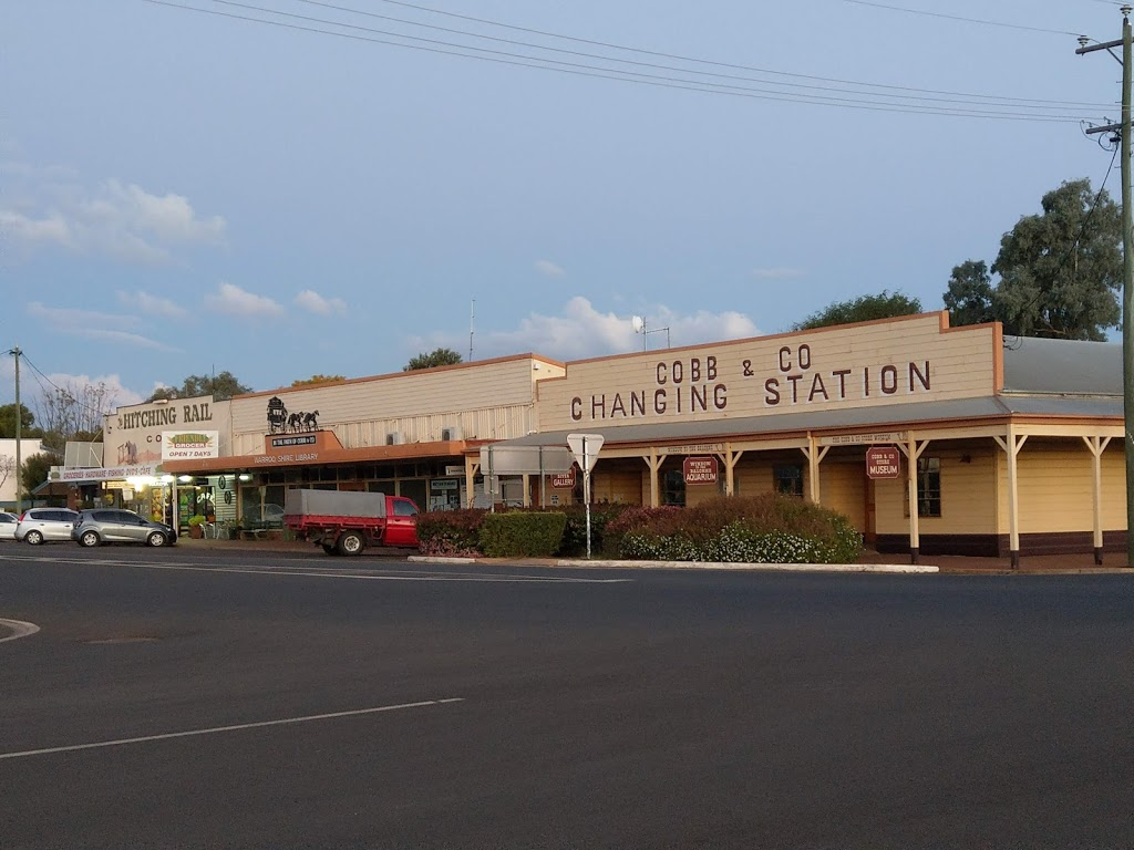 Cobb & Co Changing Station | library | 62 Burrowes St, Surat QLD 4417, Australia | 0746265136 OR +61 7 4626 5136