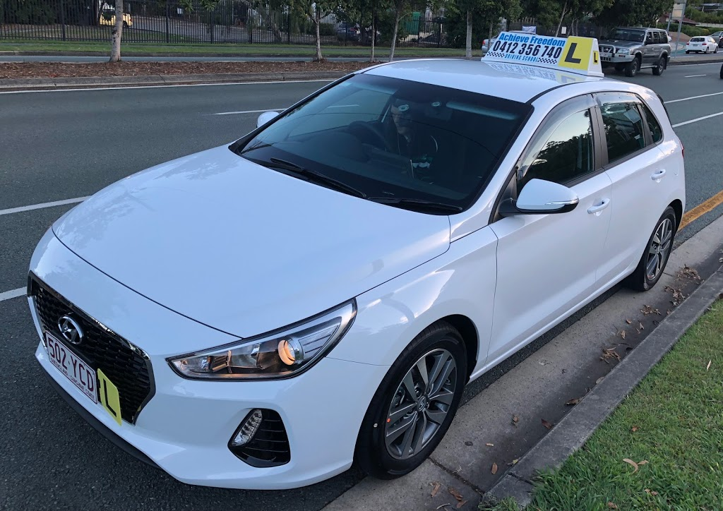Achieve Freedom Driving School | point of interest | 10/164 Alexander Dr, Nerang QLD 4211, Australia | 0412356740 OR +61 412 356 740