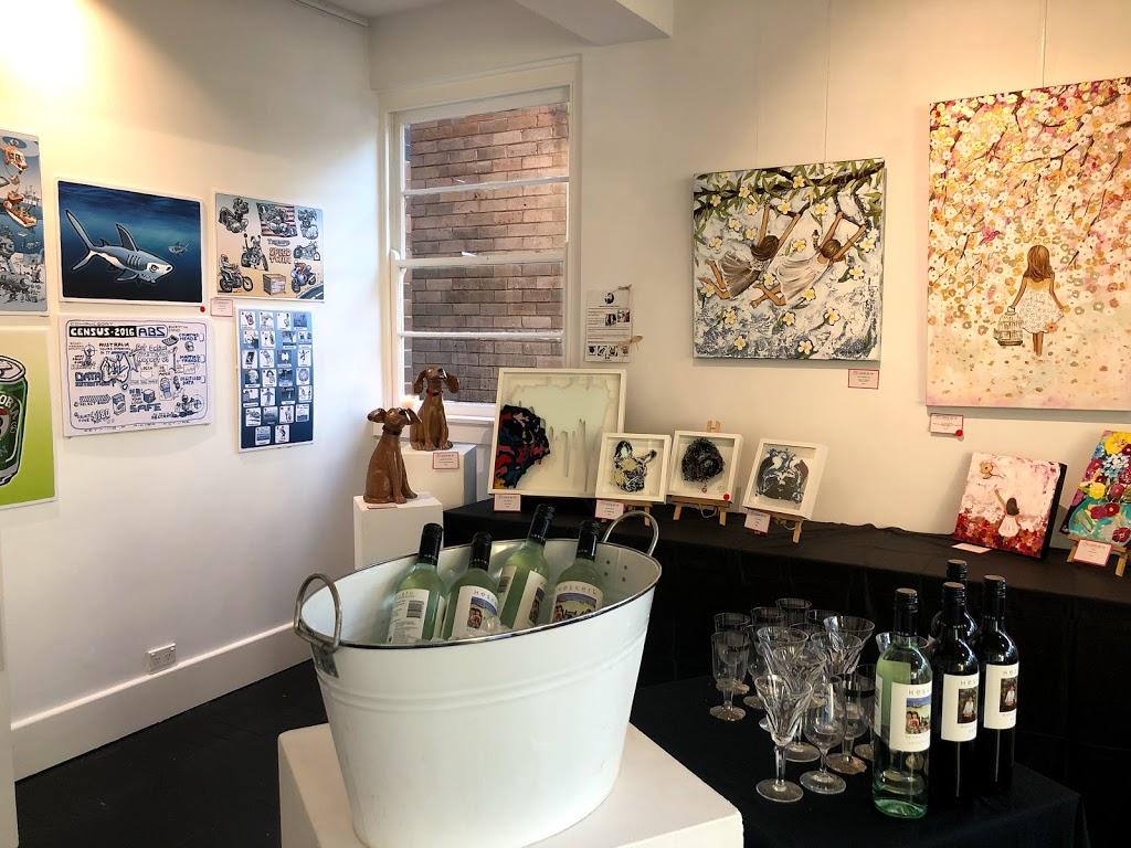 Georgina Hart Gallery and Studio   art gallery   573 Sydney Rd, Seaforth NSW 2092, Australia   0416171863 OR +61 416 171 863