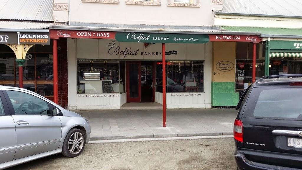 Belfast Bakery | bakery | 43 Sackville St, Port Fairy VIC 3284, Australia