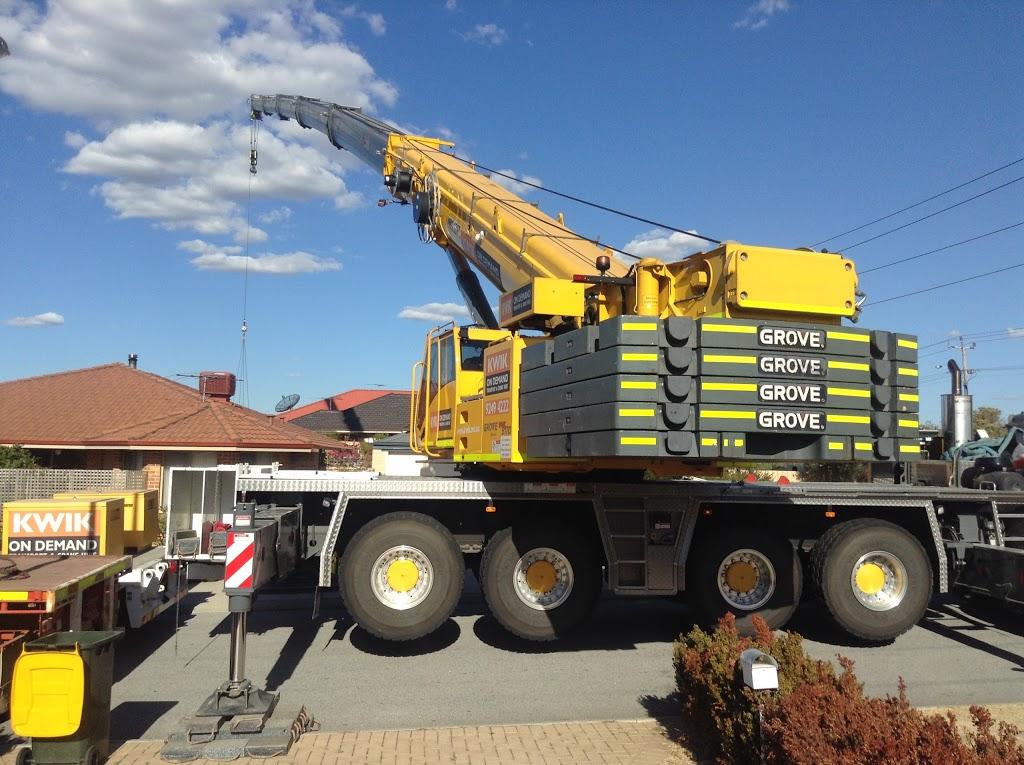 Kwik Logistics - Moving company | 2/7 Eureka St, High Wycombe WA