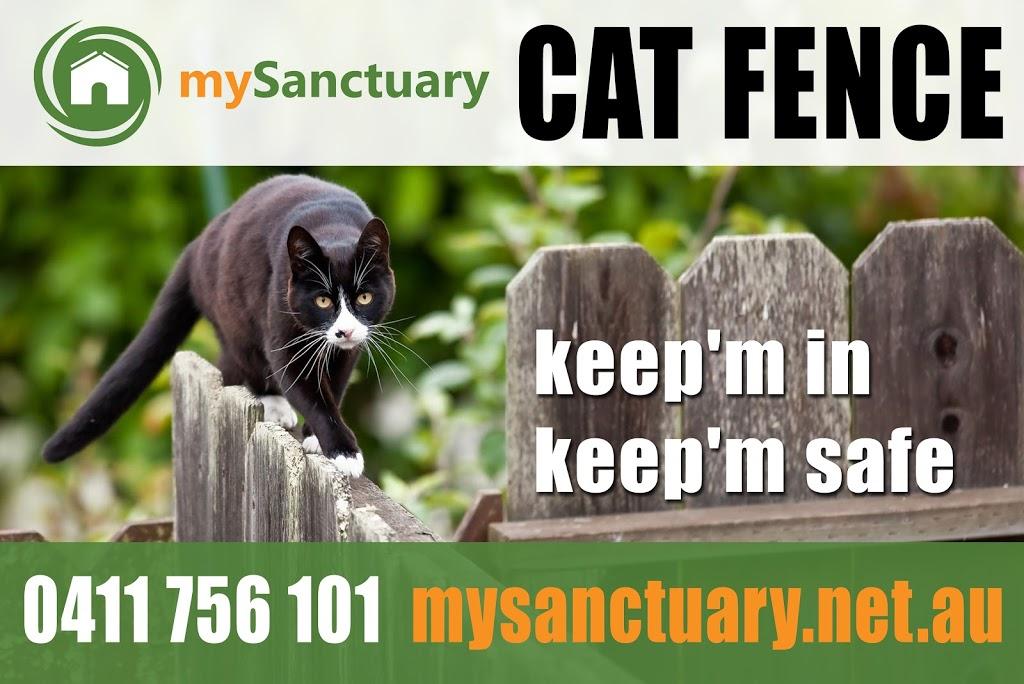 mySanctuary Cat Fence | store | 1102/212 Marine Parade, Labrador QLD 4215, Australia | 0411756101 OR +61 411 756 101