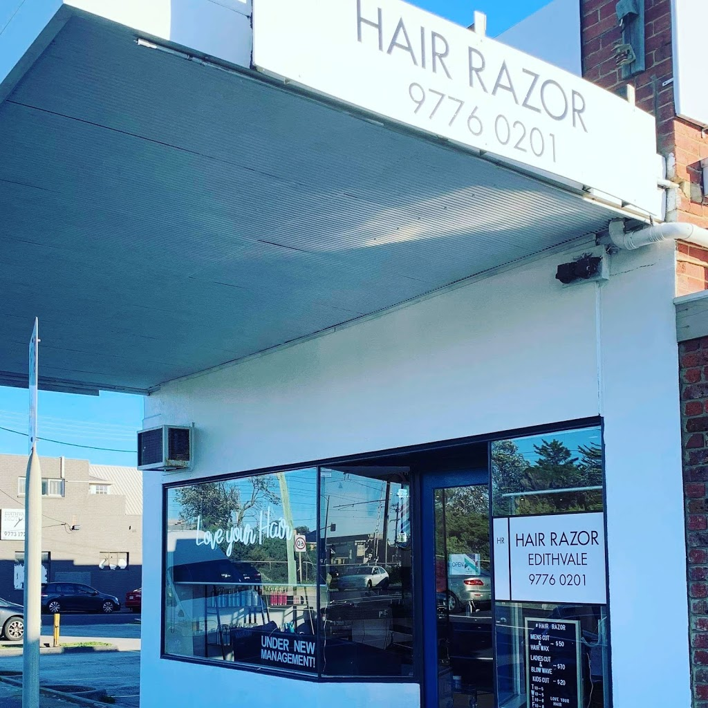 Hair razor edithvale | hair care | 217 Nepean Hwy, Edithvale VIC 3197, Australia | 0397760201 OR +61 3 9776 0201