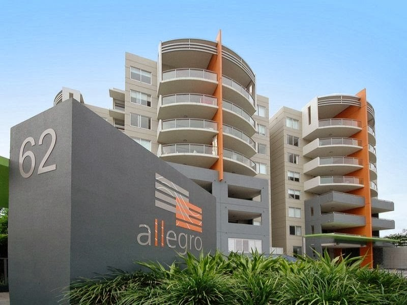 Allegro Apartments | lodging | 62 Cordelia St, South Brisbane QLD 4101, Australia | 0400943723 OR +61 400 943 723