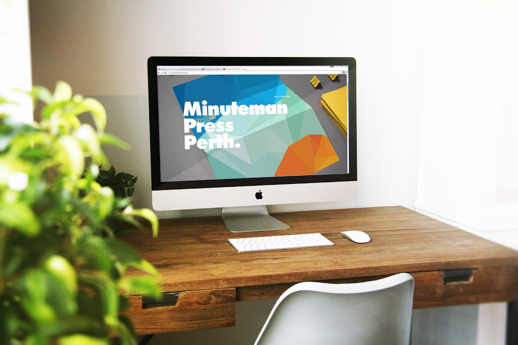 Minuteman Press Perth | store | 522/524 Murray St, Perth WA 6000, Australia | 0892260990 OR +61 8 9226 0990
