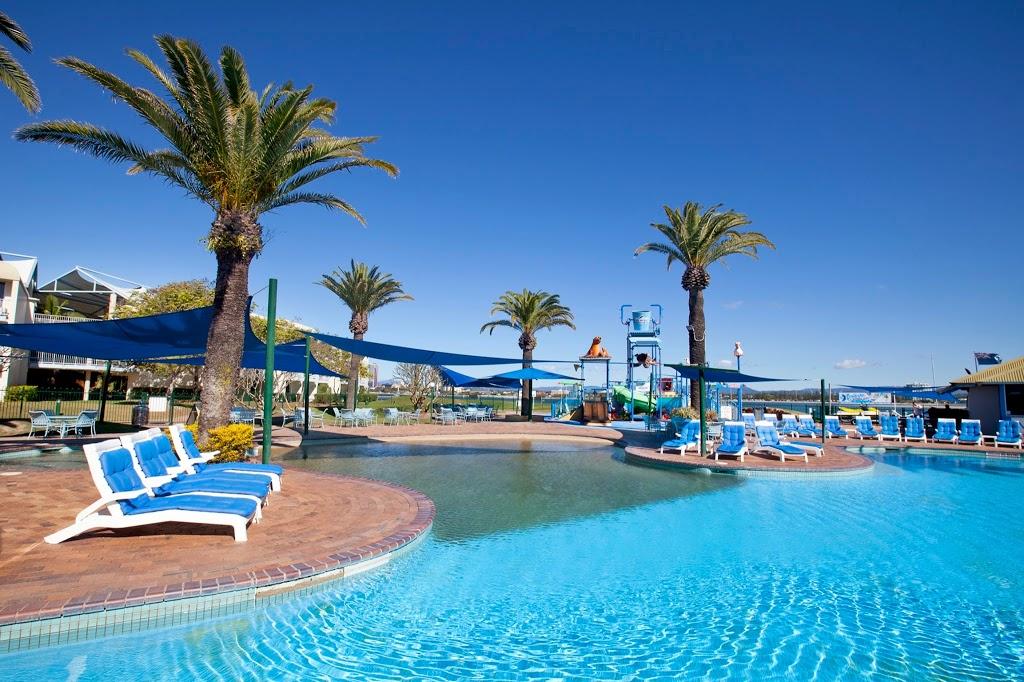 Sea World   amusement park   Seaworld Dr, Main Beach QLD 4217, Australia   133386 OR +61 133386