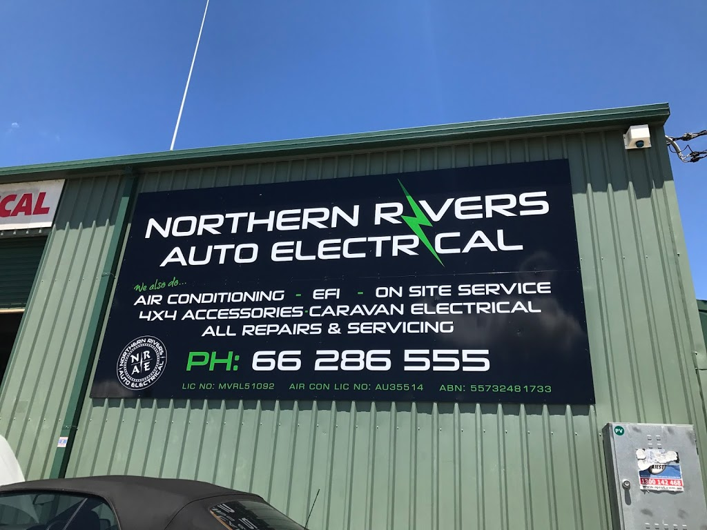 Northern Rivers Auto Electrical | car repair | 1/25 Kays Ln, Alstonville NSW 2477, Australia | 0266286555 OR +61 2 6628 6555
