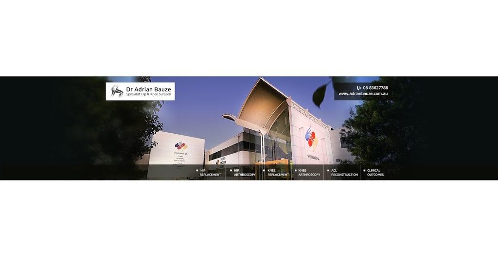 Dr Adrian Bauze - Hip and Knee Orthopaedic Surgeon | doctor | 1251 North East Road, Ridgehaven SA 5097, Australia | 0883627788 OR +61 8 8362 7788