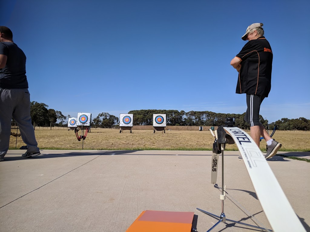 Werribee Archery Outdoor Range | point of interest | Lawrie Emmins Reserve, Old Geelong Rd, Laverton North VIC 3026, Australia | 0417538672 OR +61 417 538 672