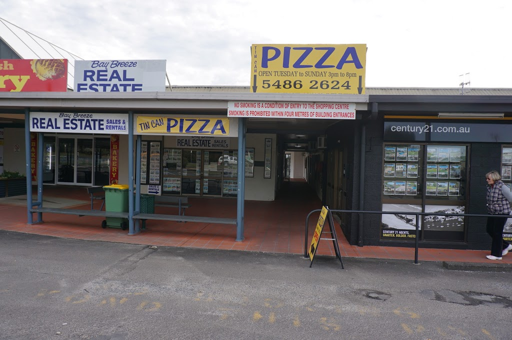 Tin Can Pizza | meal takeaway | Dolphin shopping centre Dolphin Avenue, Tin Can Bay QLD 4580, Australia | 0754862624 OR +61 7 5486 2624