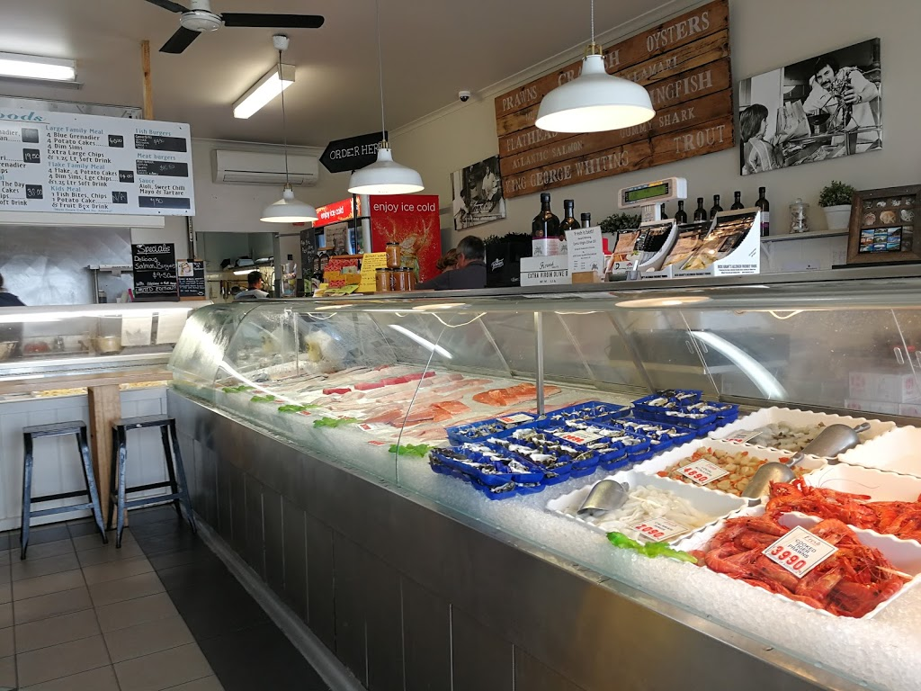David Prosser Seafoods Rye | meal takeaway | 2383 Point Nepean Rd, Rye VIC 3941, Australia | 0359852302 OR +61 3 5985 2302