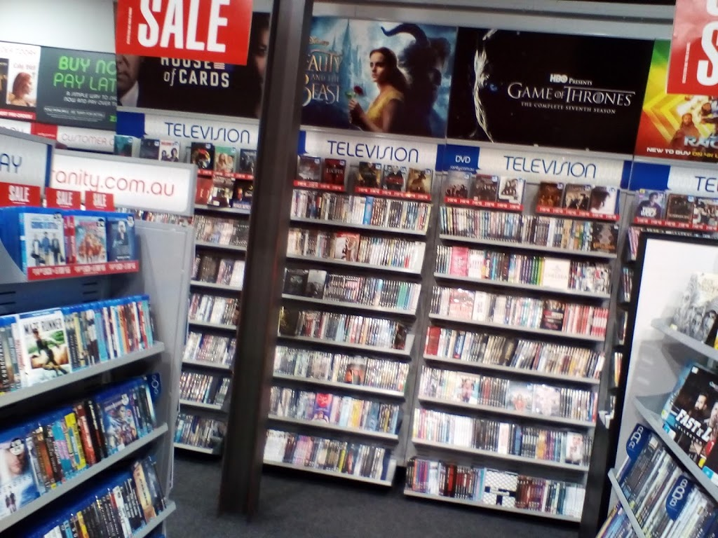 Sanity | movie rental | 11/57 Elgin Blvd, Wodonga VIC 3690, Australia | 0260243952 OR +61 2 6024 3952