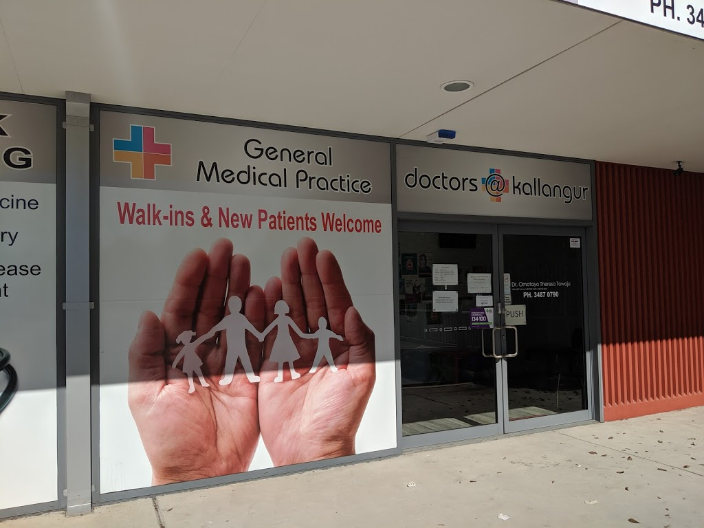 Doctors At Kallangur | doctor | 4/15-27 Goodfellows Rd, Kallangur QLD 4503, Australia | 0734870790 OR +61 7 3487 0790